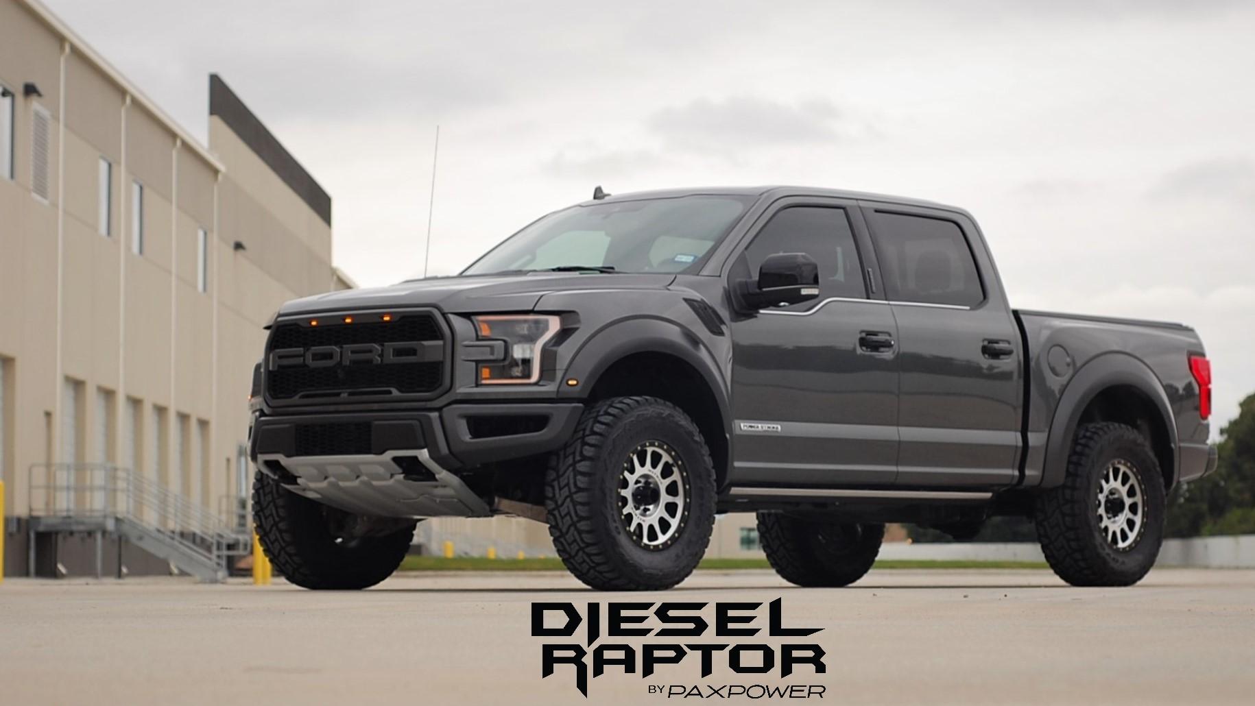 diesel raptor