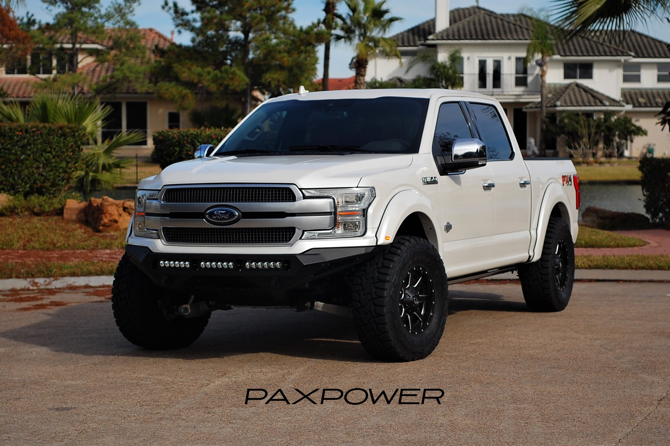 king ranch v8 raptor