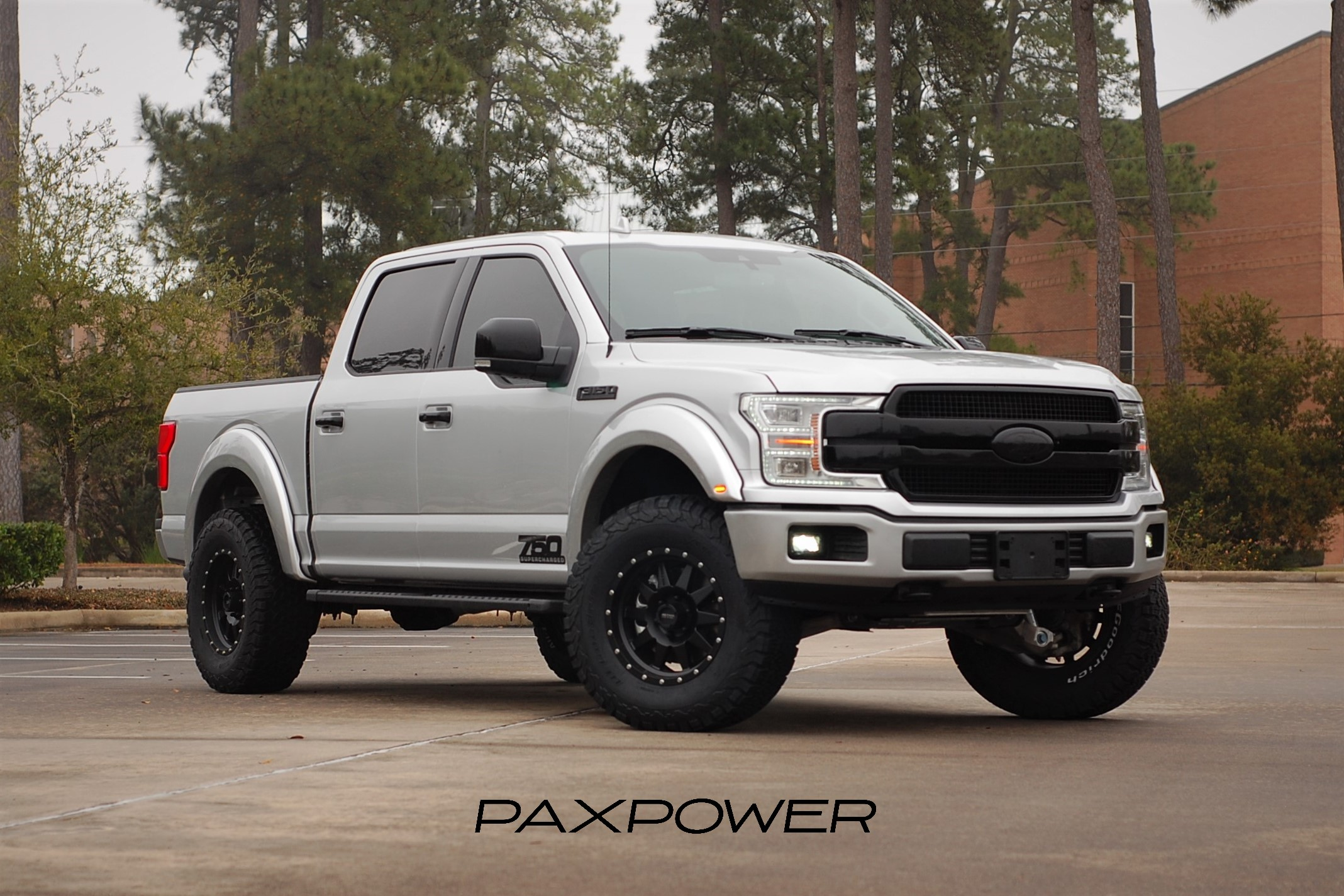 V8 Raptor by PaxPower - 2019-2020 V8 and Diesel Raptor