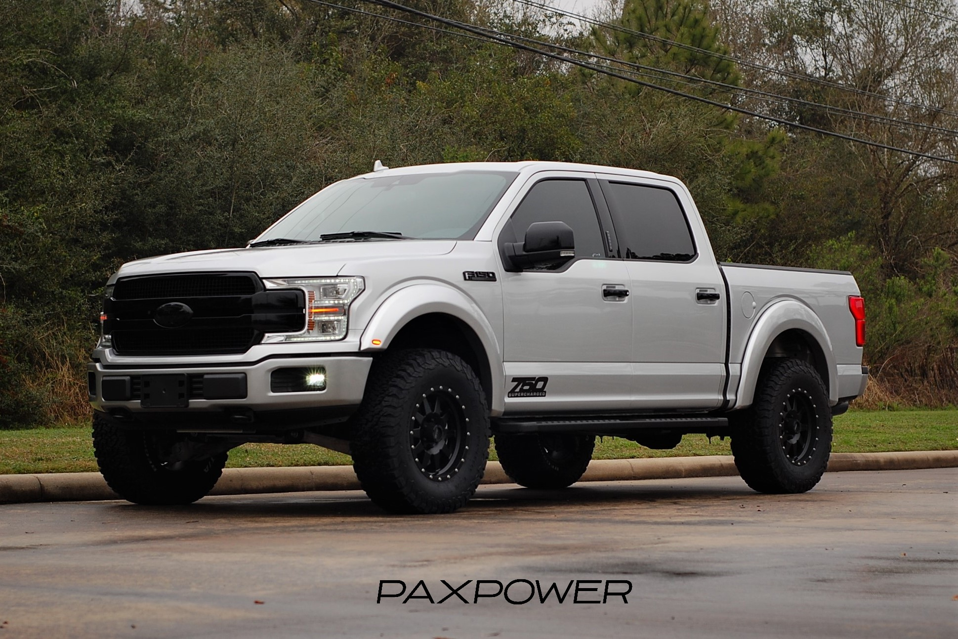 V8 Raptor by PaxPower - 2019-2020 V8 and Diesel Raptor Conversions