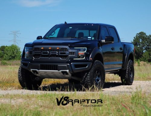 PaxPower Facelifted V8 Raptor – 2018+ headlights