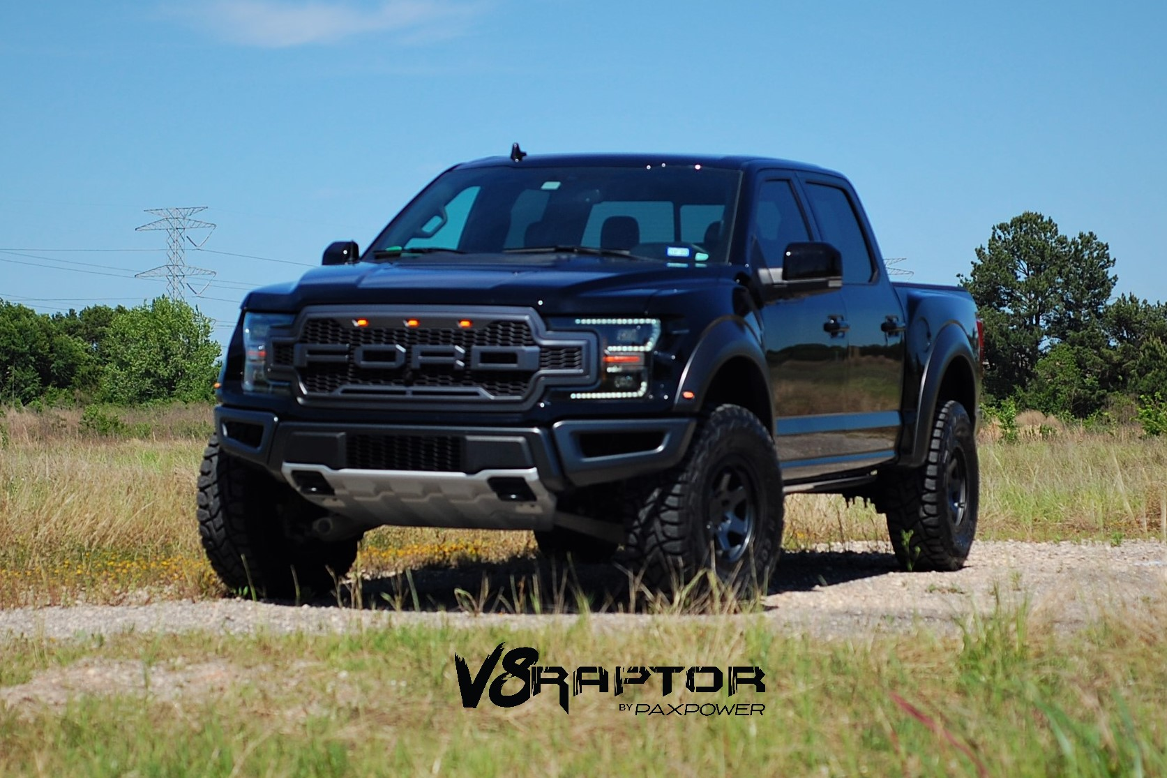 V8 Raptor By Paxpower 2019 2020 V8 And Diesel Raptor Conversions